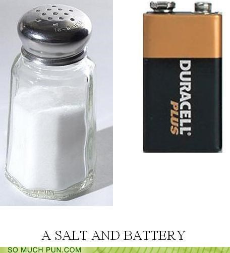 battery,crime,duracel,mortons,puns,salt,violence