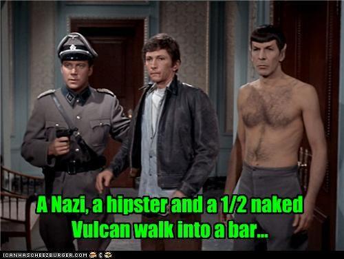 jokes Leonard Nimoy sci fi Shatnerday Star Trek William Shatner - 3676657152