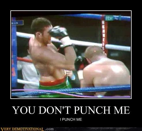 boxing FAIL idiots Mean People ouch punching sports whoops youre-doing-it-wrong - 3678989056
