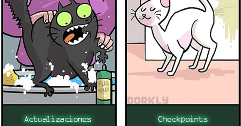 comics gatos videojuegos