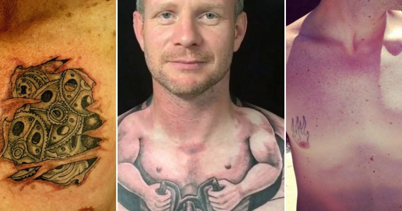 Terrible Tattoos That Will Make You Recoil In Horror