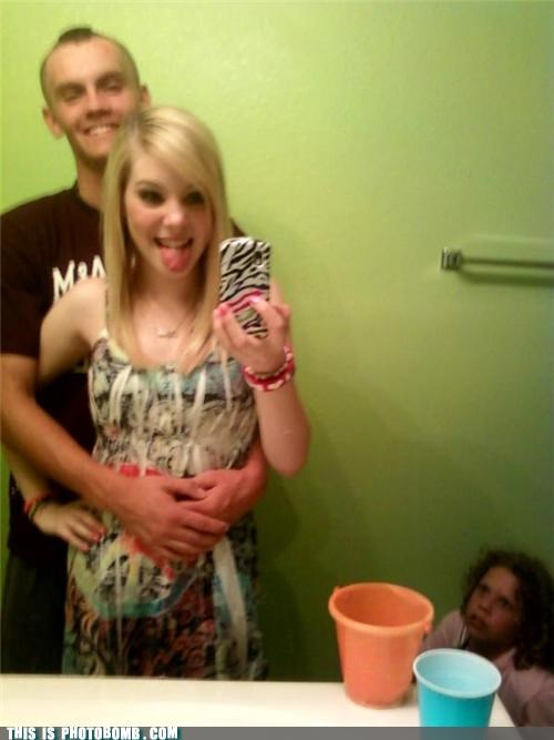bathroom,Impending Doom,kids,making out,scarred for life,wtf