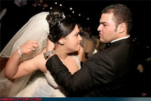 anger management angry bride bride bride and groom fake fight bride punches groom Crazy Brides crazy groom fight club funny wedding photos groom miscellaneous-oops real or fake surprise technical difficulties were-in-love wedding Fight Club wtf