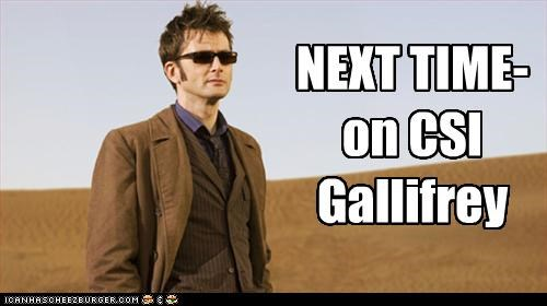 awesome csi David Tennant doctor who sci fi sunglasses TV - 3692395008