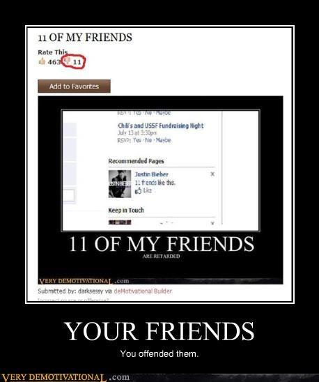 facebook idiots justin bieber meta pop culture using-un-pc-terms-to-deride-someones-tastes - 3695142656