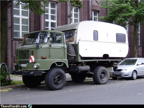 trailers r&r military camper g rated there I fixed it - 3695622144
