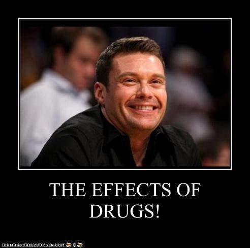 THE EFFECTS OF DRUGS!