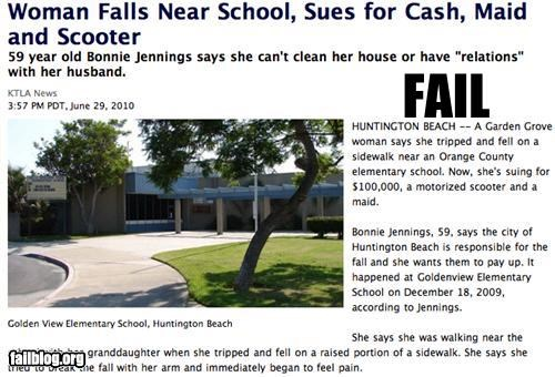 failboat law suit lies Probably bad News walking - 3697968384