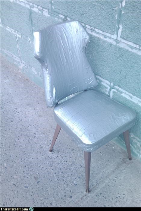 chairs duct tape Kludge waterproof - 3699594240
