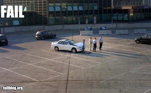 crash failboat g rated parking poor skills - 3699692032