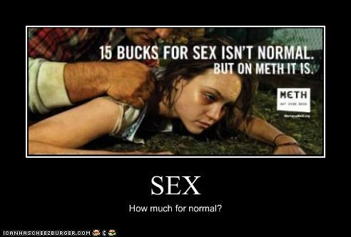 SEX How much for normal?
