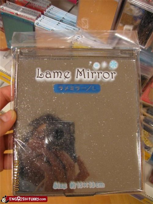 g rated,lame,mirror,product,wtf