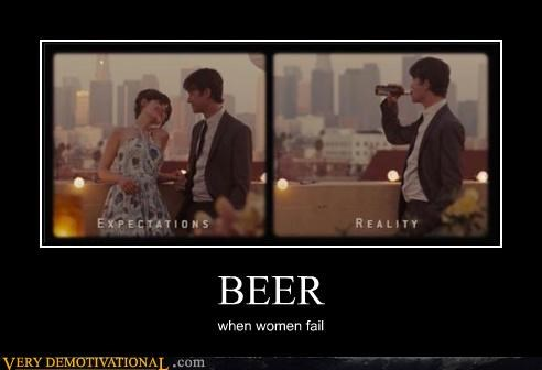 BEER when women fail