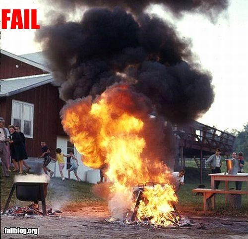 bad idea bbq explosion failboat fire g rated - 3708772096