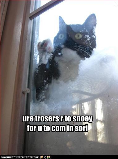 ure trosers r to snoey for u to com in sori
