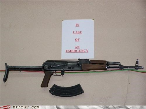 In Case of Emergeny