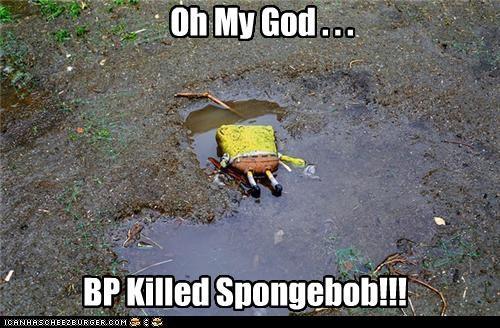 bands bp cartoons Death oil SpongeBob SquarePants Thom Yorke toys TV - 3721321216