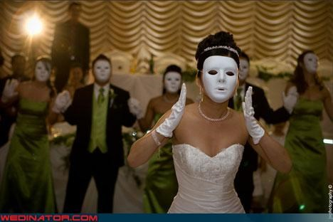 choreographed wedding dance Crazy Brides crazy groom dancing fashion is my passion funny wedding picture surprise wedding party Wedding Themes - 3723867392