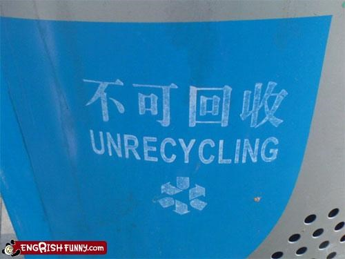 can g rated recycle sign trash wrong wtf - 3724414720