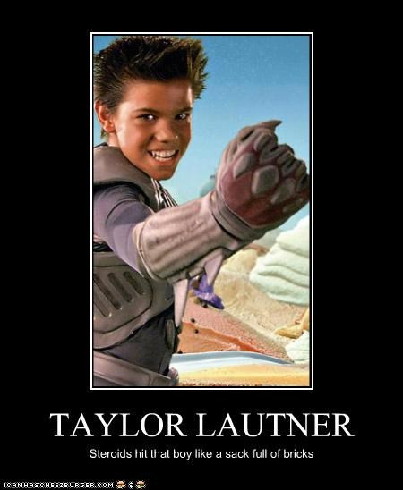 actor steroids taylor lautner the adventures of sharkboy and lavagirl young - 3724663552