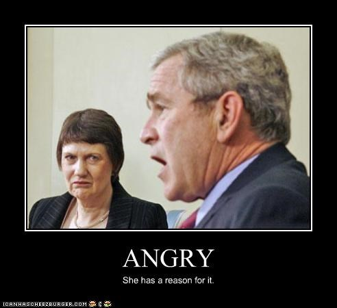 ANGRY She has a reason for it.