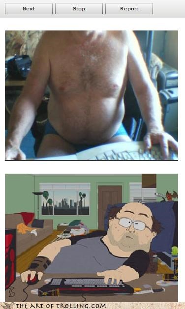 Chat Roulette family affair identical-cousins togetherness twinsies - 3727190784