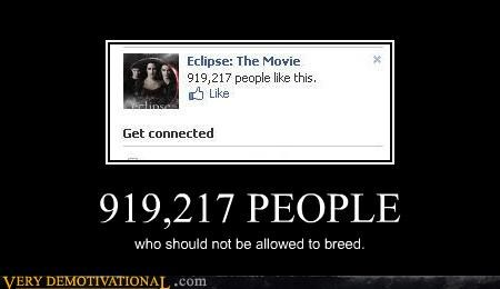 eclipse edward cullen facebook force just-kidding-relax Mean People sterilization twilight