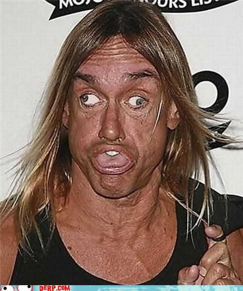 Celebriderp iggy pop Lust for Life - 3731757568