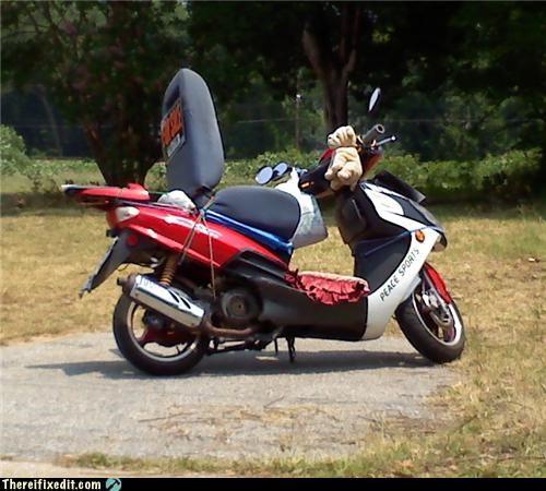 awesome bike comfort for sale Kludge mod motorcycle - 3734384384