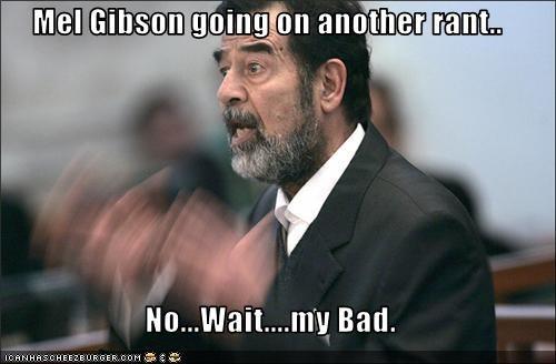 dictator foreign funny lolz Saddam Hussein - 3740445952