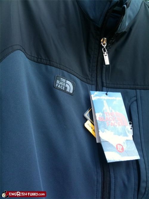 black face jacket north face - 3740968192