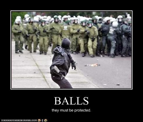 demotivational funny Protest riot - 3741841408