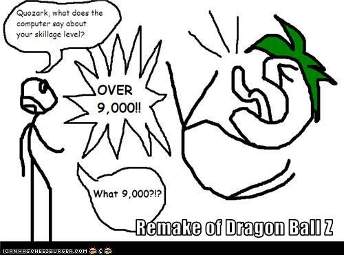 Remake of Dragon Ball Z