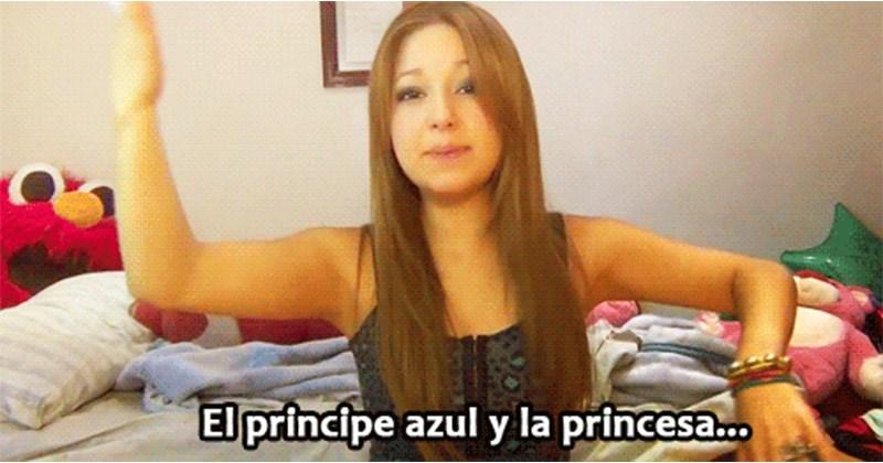gifs princesa