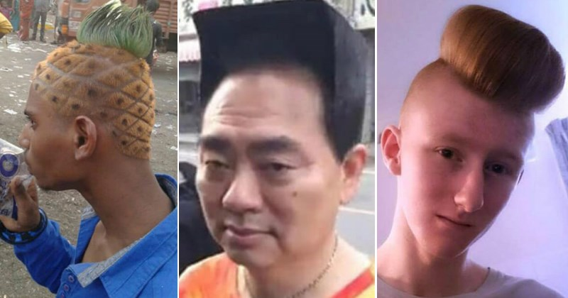 People Who Should Have Given Their Barber Better Directions