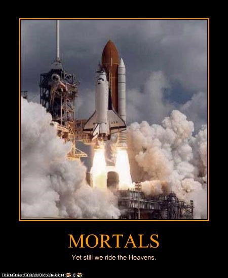 demotivational nasa poll space