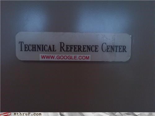 Tech Reference section.