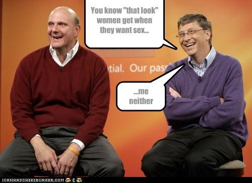 Bill Gates business economy funny joke philanthropy