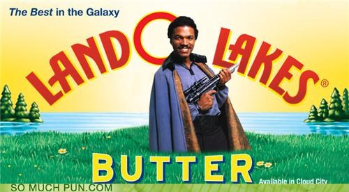 butter cooking lando puns star wars - 3750638336