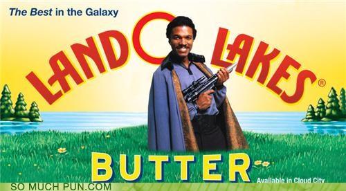 butter cooking lando puns star wars - 3750638336
