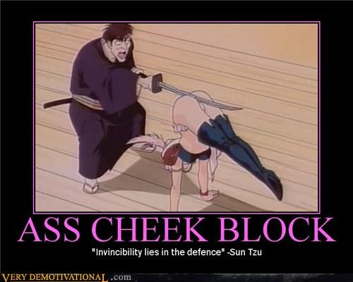 anime Art Of War ass butt Japan Pure Awesome Sun Tzu sword - 3752270080