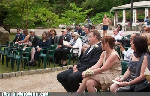 dressed to impress formal maybe photobomb shirtless wedding - 3754095104