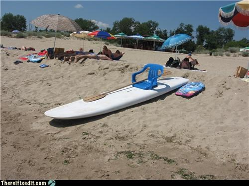 beach,boat,chair,Kludge,paddle,surf board