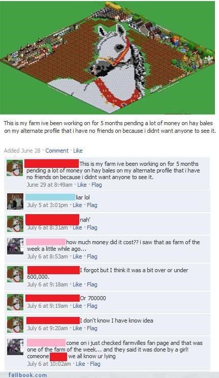 Farmville public burn thats-sad triple fail - 3756498688