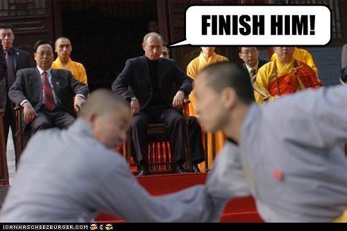 Mortal Kombat political pictures Vladimir Putin - 3760049152