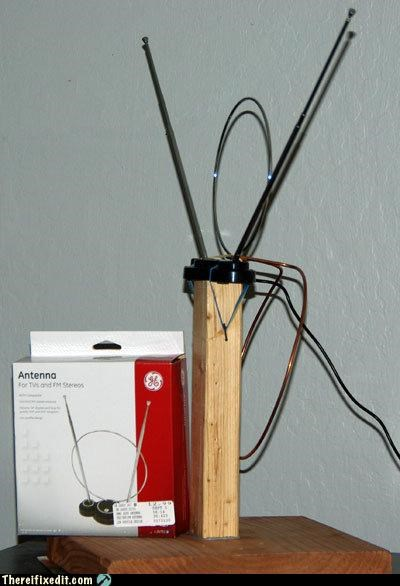 antenna fail wood - 3761684480