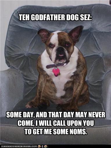 bulldog mix godfather noms - 3764575488