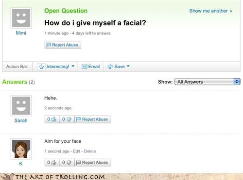 dirty mind facial sea men self love Yahoo Answer Fails - 3765662720