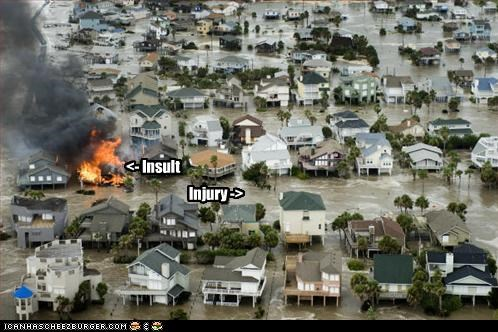 flooding Natural Disasters political pictures weather