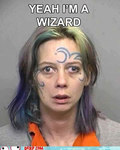 are you a wizard,derp,derp like always,i am a wizard,wizard